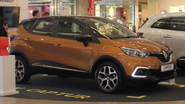 Renault Captur Facelift Debuts In Malaysia Rm109k