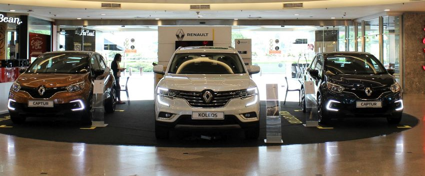 Renault Captur facelift debuts in Malaysia – RM109k Image #817926
