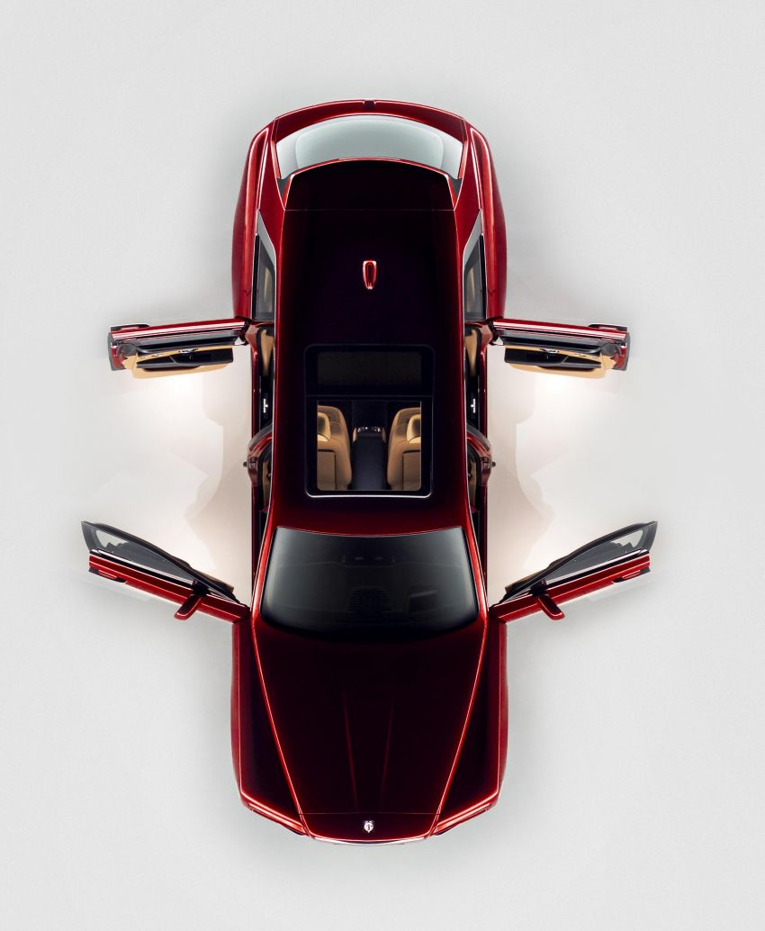 Rolls-Royce Cullinan – brand's first-ever SUV debuts Image #817098