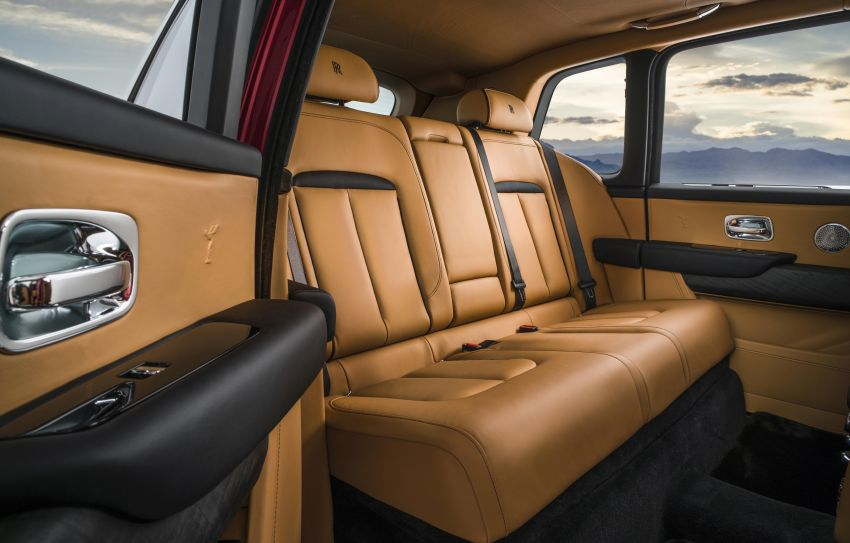 Rolls-Royce Cullinan – brand's first-ever SUV debuts Image #817110