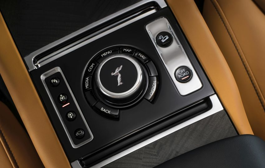 Rolls-Royce Cullinan – brand's first-ever SUV debuts Image #817114