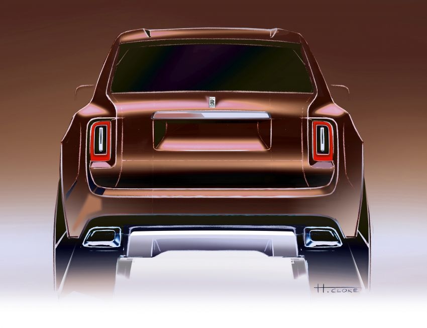 Rolls-Royce Cullinan – brand's first-ever SUV debuts Image #817122