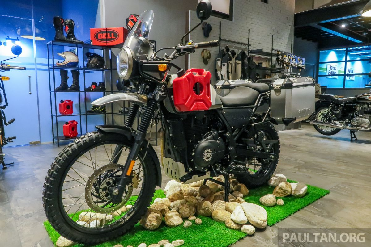 Local Market Tool >> 2018 Royal Enfield Himalayan in Malaysia - RM36,880