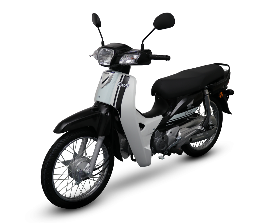 2018 Honda EX5 cub in new colours – from RM5,150 Image #817016