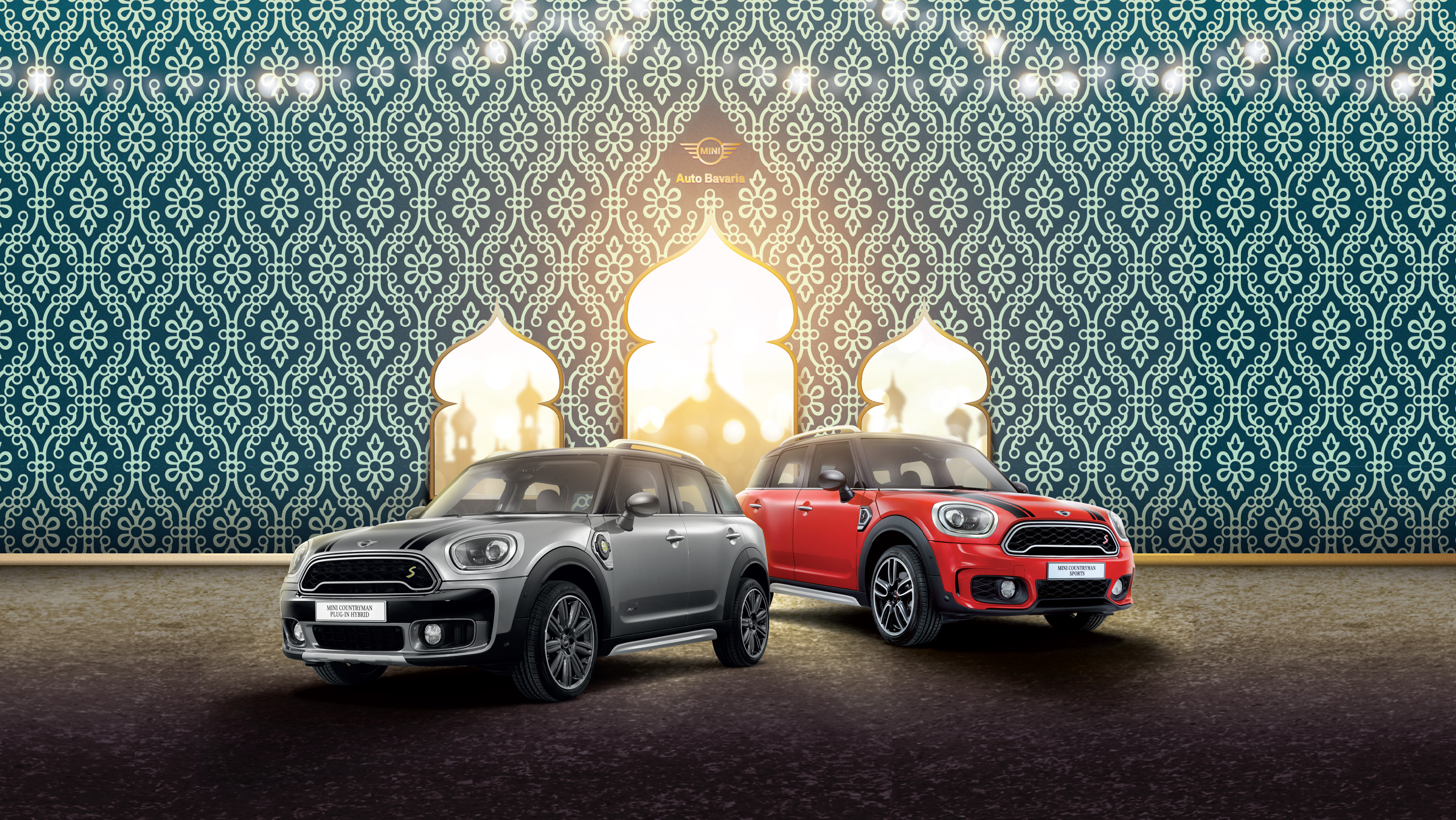 Ad Own A New Mini This Raya From Auto Bavaria Take Home A