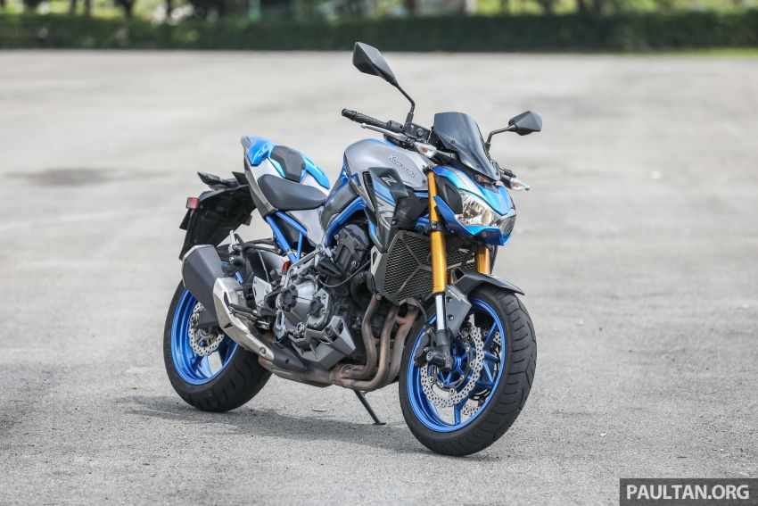 Honda CB650F, Kawasaki Z900 ABS, Triumph 765S, Yamaha MT-09 – which RM50k bike is best for you? Image #829544