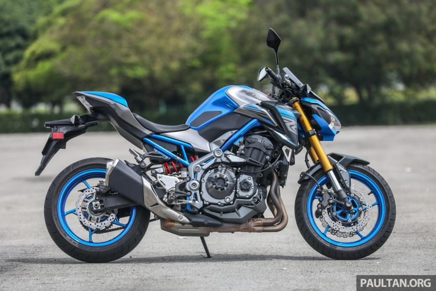 Honda CB650F, Kawasaki Z900 ABS, Triumph 765S, Yamaha MT-09 – which RM50k bike is best for you? Image #829557