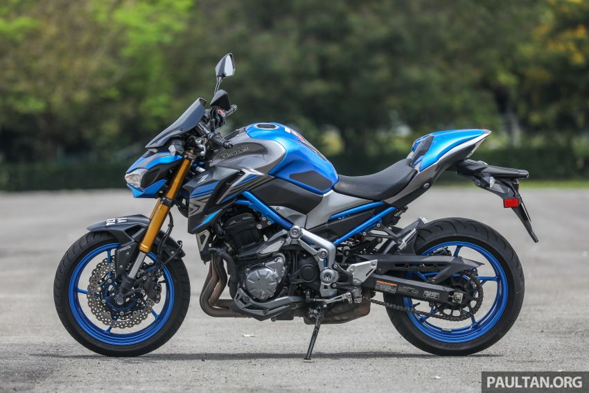 Honda CB650F, Kawasaki Z900 ABS, Triumph 765S, Yamaha MT-09 – which RM50k bike is best for you? Image #829560
