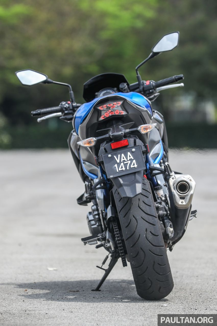 Honda CB650F, Kawasaki Z900 ABS, Triumph 765S, Yamaha MT-09 – which RM50k bike is best for you? Image #829563