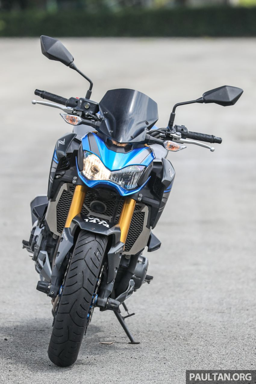 Honda CB650F, Kawasaki Z900 ABS, Triumph 765S, Yamaha MT-09 – which RM50k bike is best for you? Image #829564