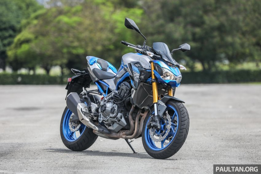Honda CB650F, Kawasaki Z900 ABS, Triumph 765S, Yamaha MT-09 – which RM50k bike is best for you? Image #829546