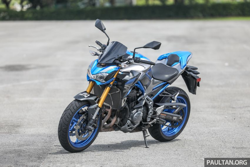 Honda CB650F, Kawasaki Z900 ABS, Triumph 765S, Yamaha MT-09 – which RM50k bike is best for you? Image #829547