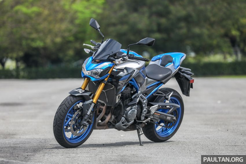 Honda CB650F, Kawasaki Z900 ABS, Triumph 765S, Yamaha MT-09 – which RM50k bike is best for you? Image #829549