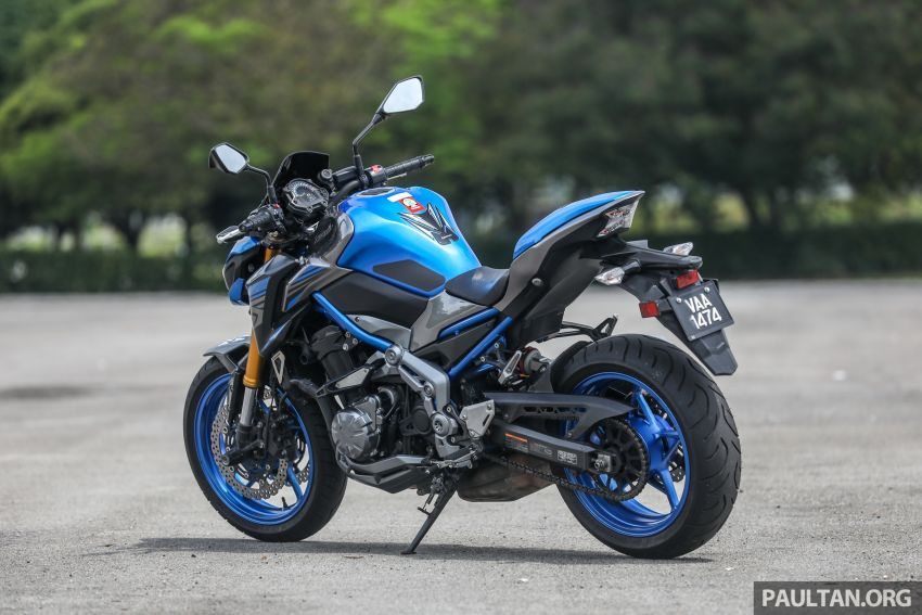 Honda CB650F, Kawasaki Z900 ABS, Triumph 765S, Yamaha MT-09 – which RM50k bike is best for you? Image #829554