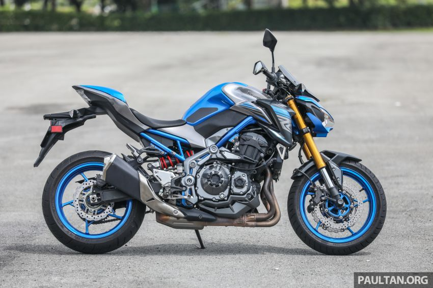 Honda CB650F, Kawasaki Z900 ABS, Triumph 765S, Yamaha MT-09 – which RM50k bike is best for you? Image #829556