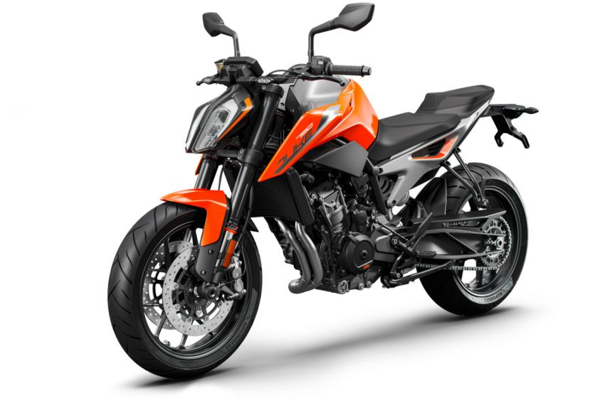 "2018 KTM 790 Duke ""The Scalpel"" in Malaysia, RM65k Image #825391"