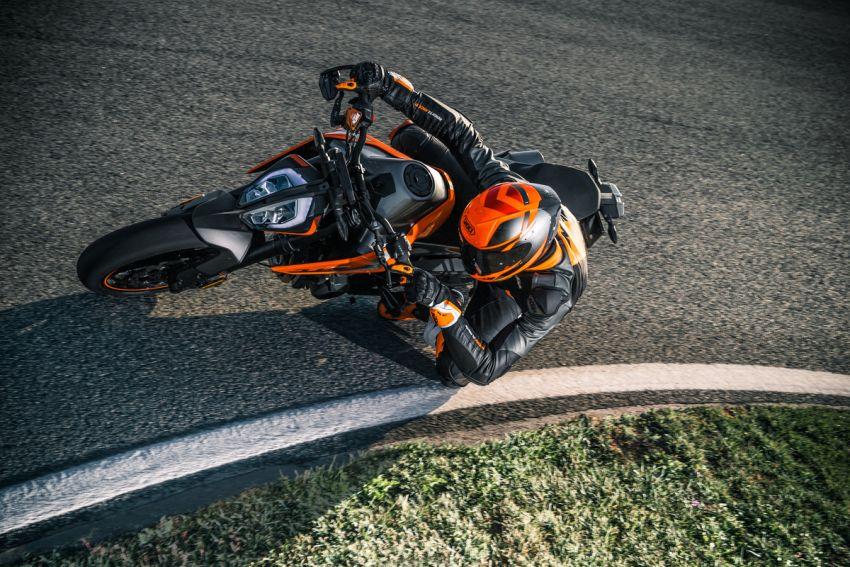 "2018 KTM 790 Duke ""The Scalpel"" in Malaysia, RM65k Image #825401"