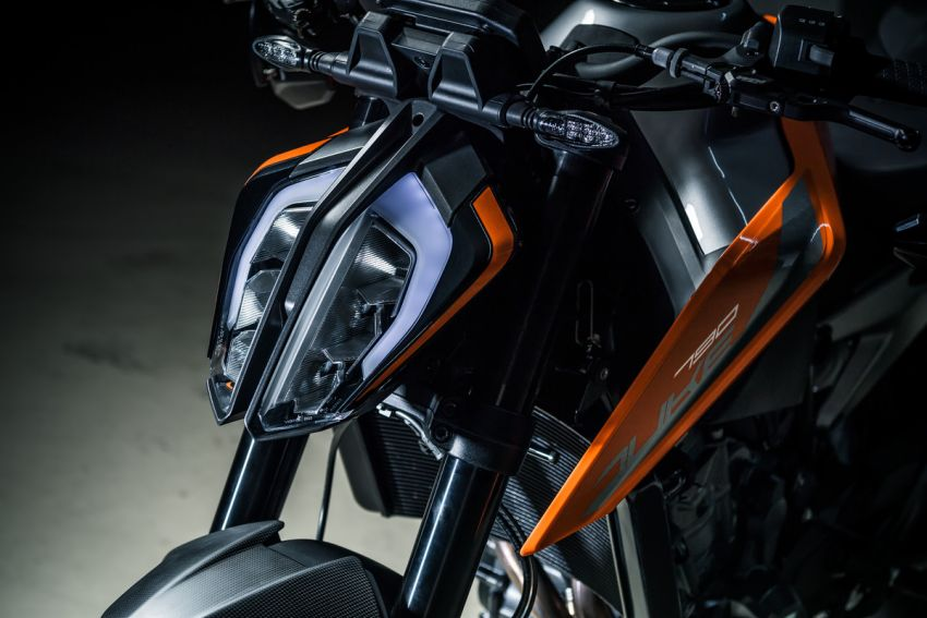 "2018 KTM 790 Duke ""The Scalpel"" in Malaysia, RM65k Image #825410"