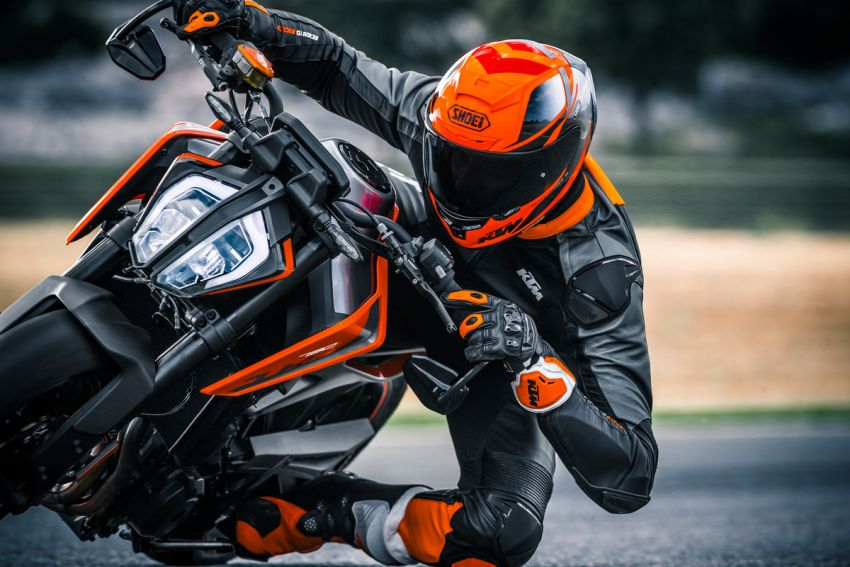 "2018 KTM 790 Duke ""The Scalpel"" in Malaysia, RM65k Image #825411"