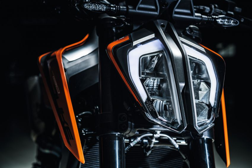 "2018 KTM 790 Duke ""The Scalpel"" in Malaysia, RM65k Image #825416"