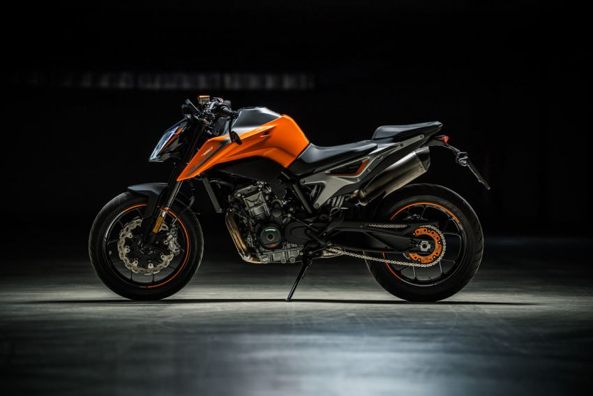 "2018 KTM 790 Duke ""The Scalpel"" in Malaysia, RM65k Image #825421"