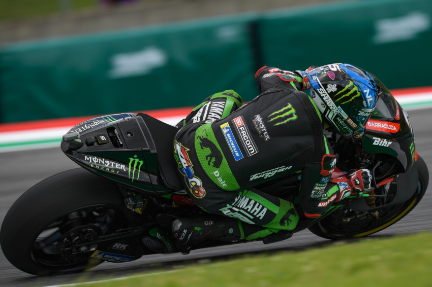 Hafizh Syahrin stays with Tech3 in 2019, to ride KTM Image #824553