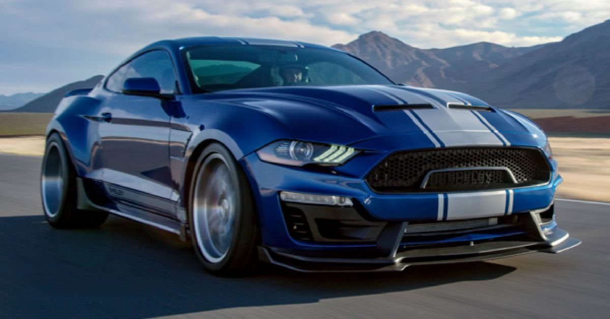 2018 Shelby Mustang Super Snake debuts with 800 hp