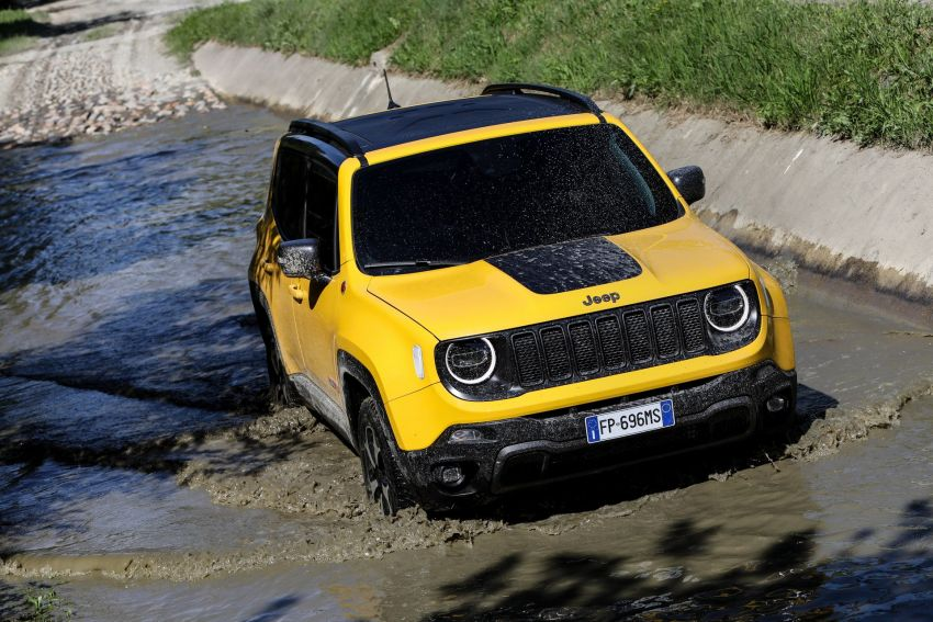 2019 Jeep Renegade facelift – new engines, too cute Image #829098