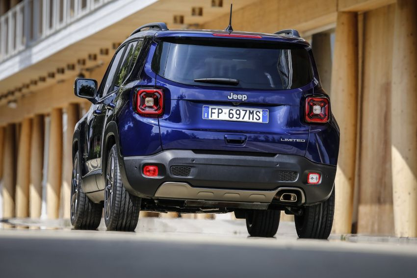 2019 Jeep Renegade facelift – new engines, too cute Image #829109