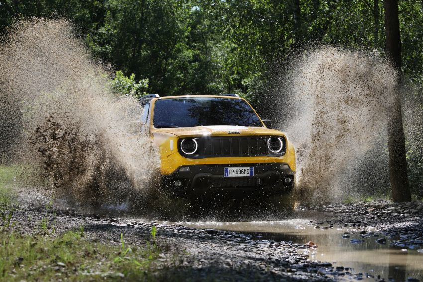 2019 Jeep Renegade facelift – new engines, too cute Image #829117
