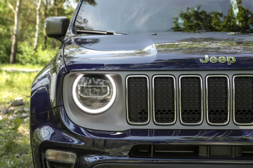 2019 Jeep Renegade facelift – new engines, too cute Image #829127