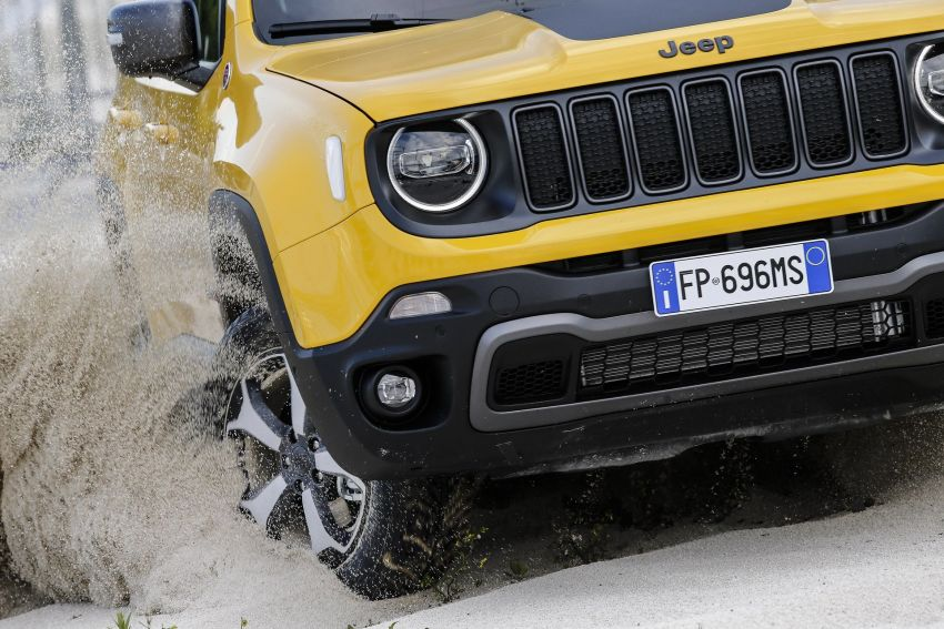 2019 Jeep Renegade facelift – new engines, too cute Image #829130