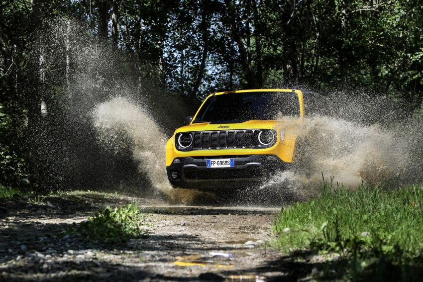 2019 Jeep Renegade facelift – new engines, too cute Image #829137