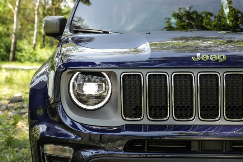 2019 Jeep Renegade facelift – new engines, too cute Image #829138