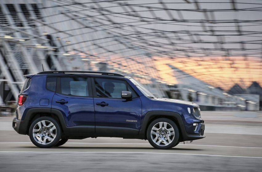 2019 Jeep Renegade facelift – new engines, too cute Image #829139