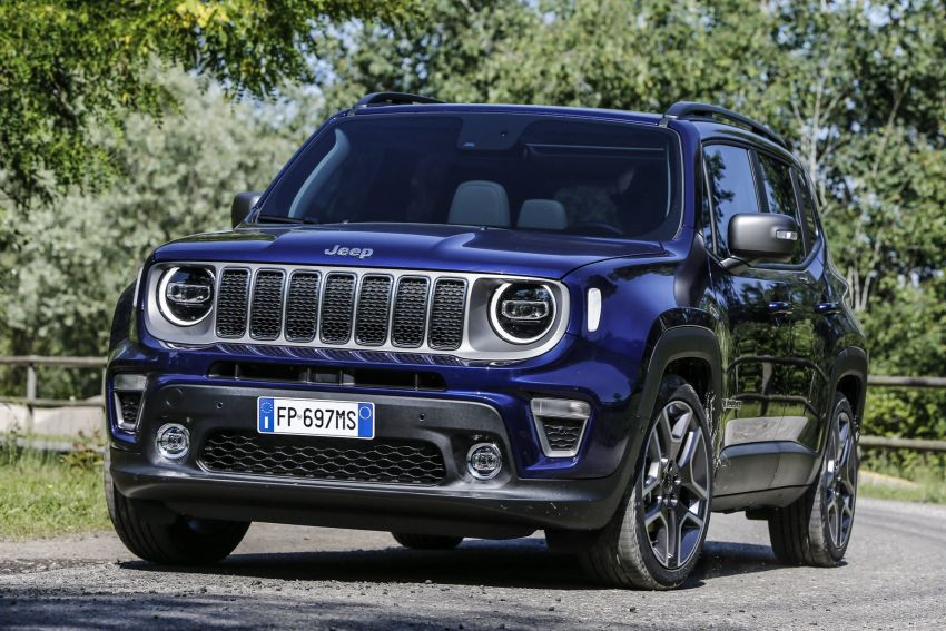 2019 Jeep Renegade facelift – new engines, too cute Image #829150