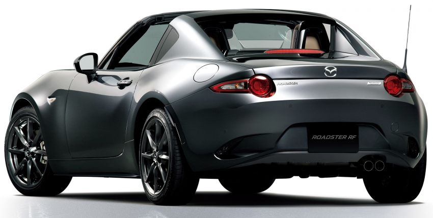 Mazda MX-5 update detailed – 2.0L jumps from 160 to 184 PS; lower emissions, improved active safety Image #829032
