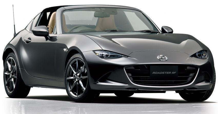 Mazda MX-5 update detailed – 2.0L jumps from 160 to 184 PS; lower emissions, improved active safety Image #829021