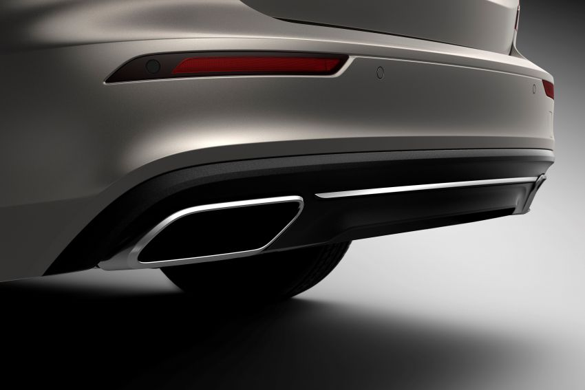 2019 Volvo S60 revealed – petrol powertrains only, optional Polestar Engineered upgrade, up to 415 hp Image #829177