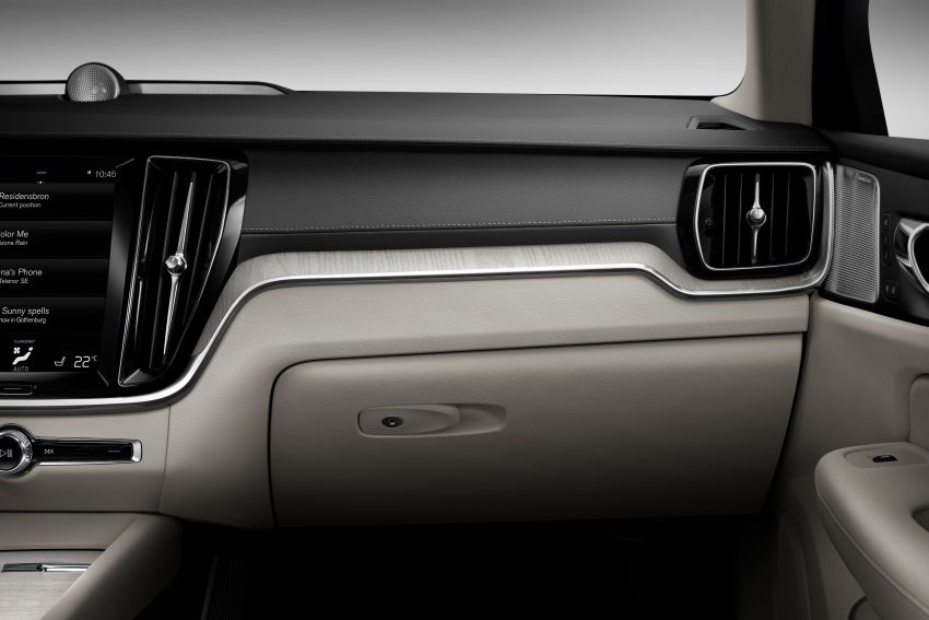 2019 Volvo S60 revealed – petrol powertrains only, optional Polestar Engineered upgrade, up to 415 hp Image #829197