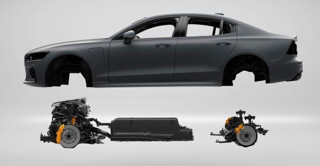 2019 Volvo S60 Revealed Petrol Powertrains Only Optional Polestar