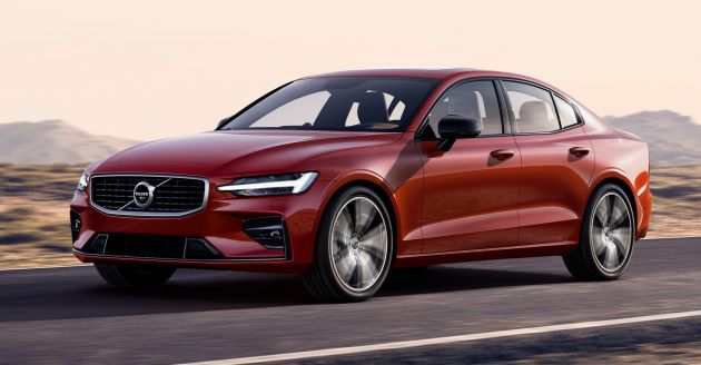 2019 Volvo S60 Revealed Petrol Powertrains Only Optional Polestar
