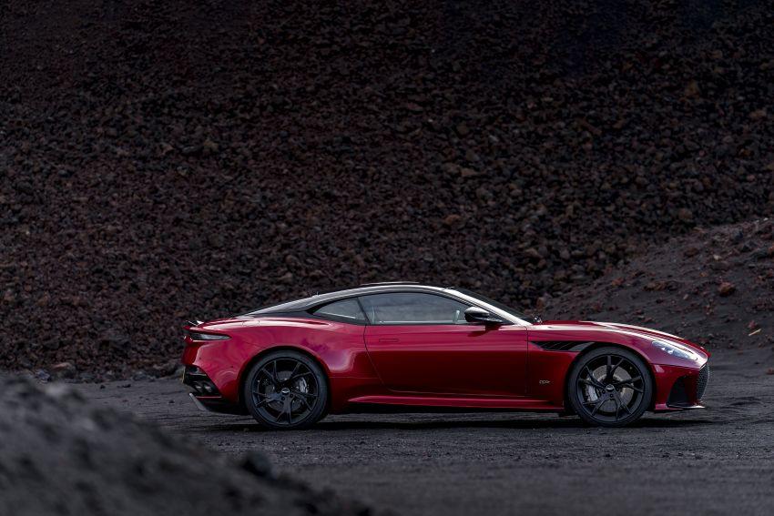 Aston Martin DBS Superleggera unveiled with 715 hp Image #831765