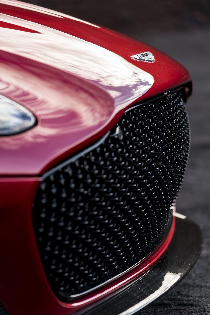 Aston Martin DBS Superleggera unveiled with 715 hp Image #831779