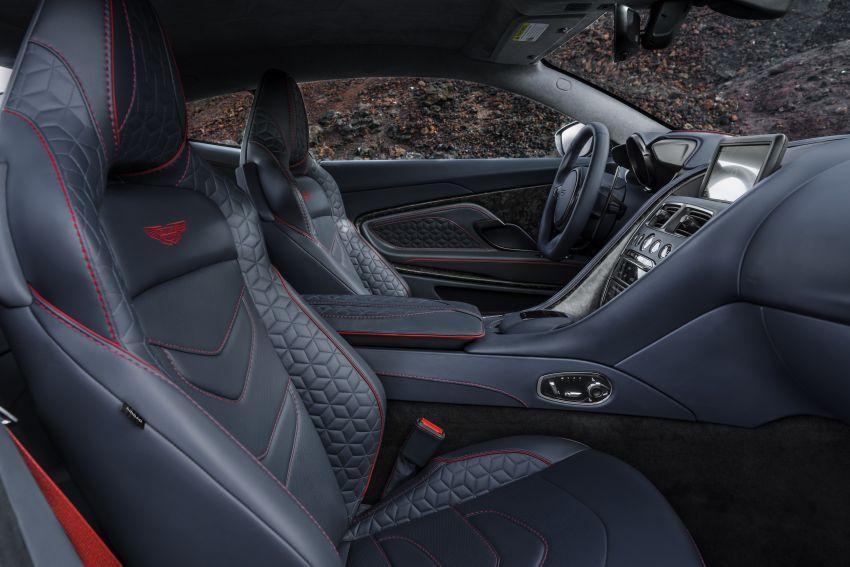 Aston Martin DBS Superleggera unveiled with 715 hp Image #831791