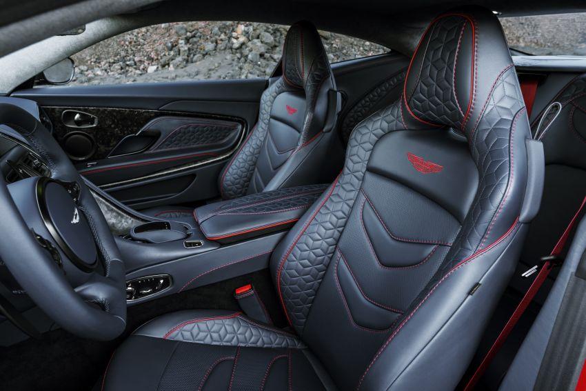 Aston Martin DBS Superleggera unveiled with 715 hp Image #831792
