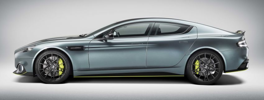 Aston Martin Rapide AMR revealed with 603 PS V12 Image #826538