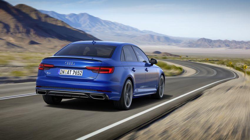 Audi A4 B9 <em>facelift</em> cuma tampilkan kelainan kosmetik Image #832218