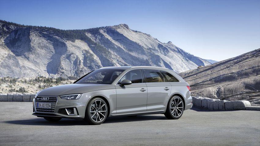 Audi A4 B9 <em>facelift</em> cuma tampilkan kelainan kosmetik Image #832222