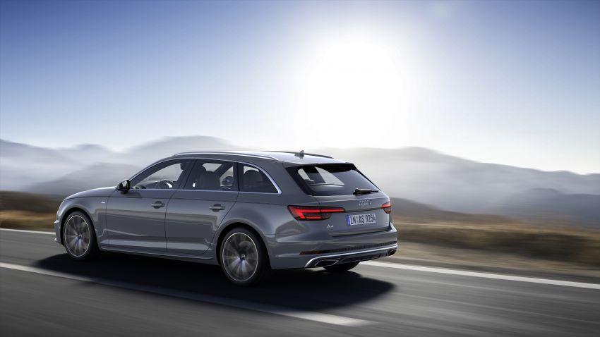 Audi A4 B9 <em>facelift</em> cuma tampilkan kelainan kosmetik Image #832232